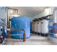 Система водоподготовки для сельского хозяйства 36 м3/ч