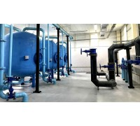 Система водоподготовки для сельского хозяйства 70 м3/ч