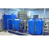 Система водоподготовки для сельского хозяйства 96 м3/ч