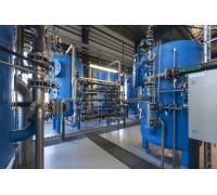 Система водоподготовки для сельского хозяйства 210 м3/ч