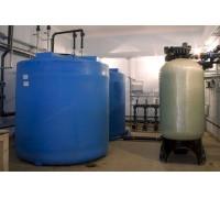 Система водоподготовки для сельского хозяйства 168 м3/ч