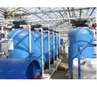 Система водоподготовки для сельского хозяйства 25 м3/ч