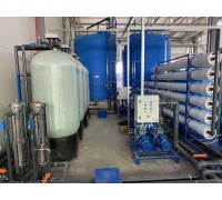 Система водоподготовки для сельского хозяйства 40 м3/ч