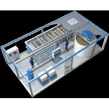 Блочно-модульные установки очистки воды