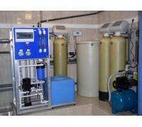 Водоподготовка для косметического производства (1.5-2 м3 \ час)