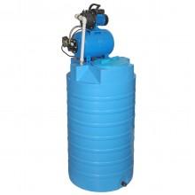 Баки пластиковые для воды и топлива
