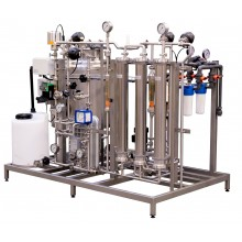 Водоподготовка для фармацевтического производства