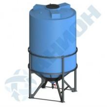 Бункеры для жидких и сыпучих материалов