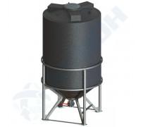 Бункер 11500 л со сливом 160 мм