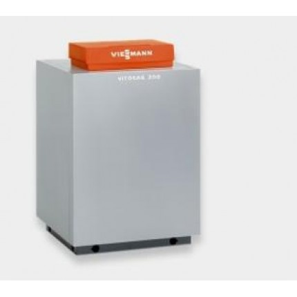 Viessmann Vitogas 100-F 42 кВт с Vitotronic 100 KC4B.арт.GS1D877