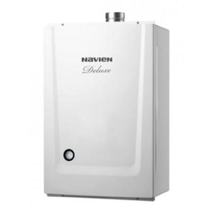 Настенный газовый котел NAVIEN Deluxe 13K White 75/75