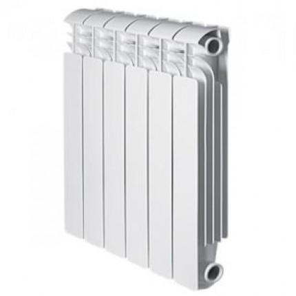 Алюминиевый секционный радиатор Global  (Глобал) ISEO 500x1