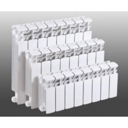 Биметаллический радиатор RIFAR BASE 200x6 секций