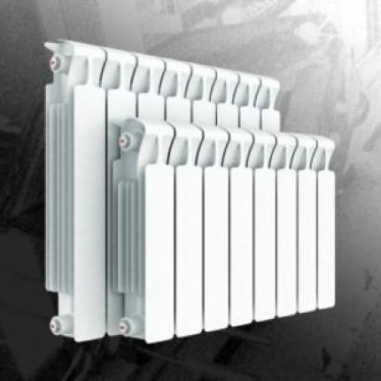 Биметаллический радиатор RIFAR Monolit 350x10 секций