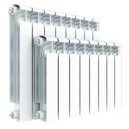 Алюминиевый радиатор RIFAR ALUM 500x10 секций