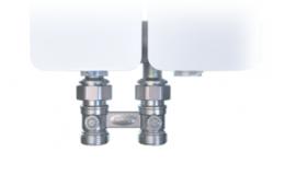 RIFAR Monolit Ventil 350 10 секций (Снизу слева)