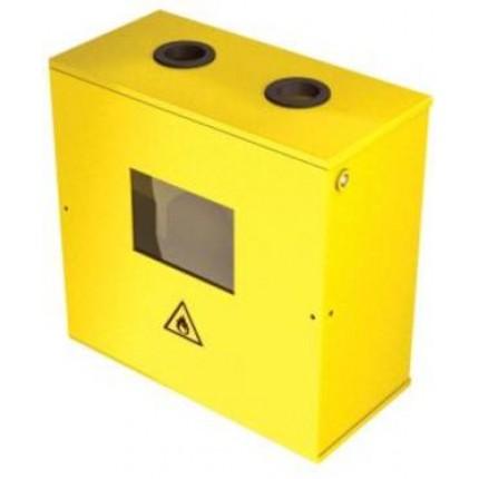 Защитный разборный ящик ШГС-6-1 для газового счетчика G-6 (200мм )