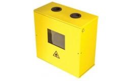 Защитный разборный ящик ШГС-6-1 для газового счетчика G-6 (250мм )