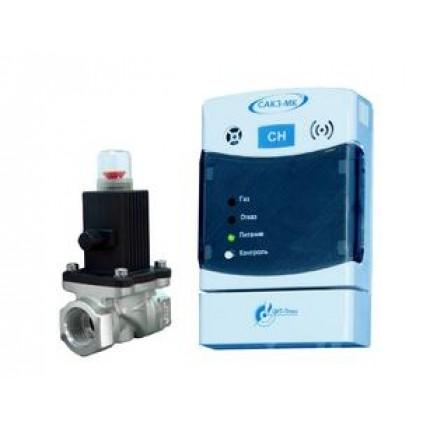 Система автоматического контроля загазованности САКЗ-МК-1-1А бытовая ДУ25