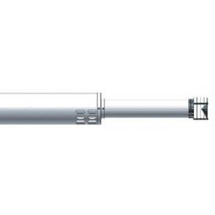 Коаксиальная труба BAXI  с наконечником 60/100,1100 мм,антиоблединительное исполнение.