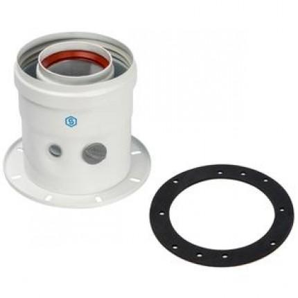 Вертикальное подключение к котлу для Buderus/Bosch STOUT  арт.SCA-6010-240100