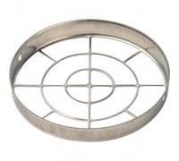 Решетка для всасывающей трубы дымохода  диам.80.мм   STOUT.арт.SCA-0080-010003