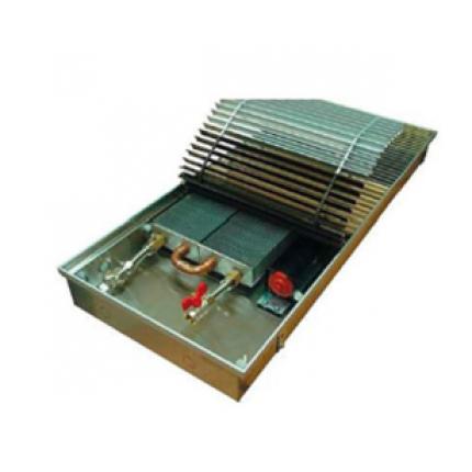 Внутрипольный конвектор EVA KGB80--2250 с вентилятором(КGВ.90.403), 6726 Вт