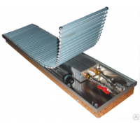 Внутрипольный конвектор EVA KB60-900 с вентилятором(КВ.65.258), 1169 Вт