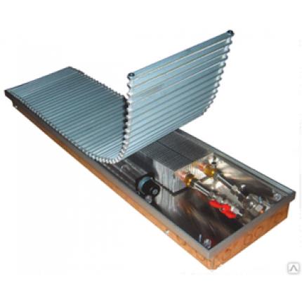 Внутрипольный конвектор EVA KB60-1500 с вентилятором(КВ.65.258),2296 Вт