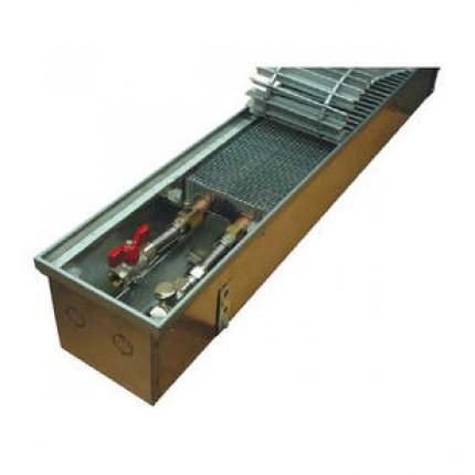 Внутрипольный конвектор EVA KУ--1500 с вентилятором(КВ.125.165),2003 Вт
