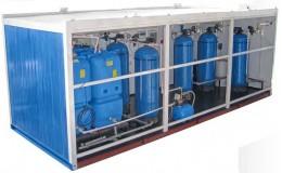 Модульная системы водоподготовки 600 м3 / сутки
