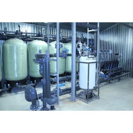 Водоподготовка для ЖКХ 210 м3 / час