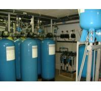 Водоподготовка для ЖКХ 78 м3 / сутки