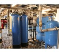 Водоподготовка для ЖКХ 40-50 м3/ час