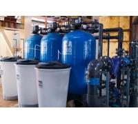 Водоподготовка для ЖКХ 1560 м3 / сутки
