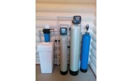 Комплексная система очистки воды (1.3 куб \ час)