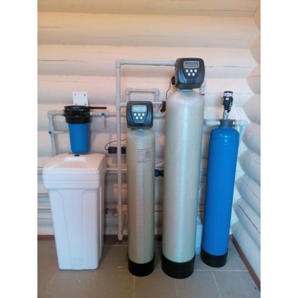 Водоподготовка для косметического производства (1.3 куб \ час)