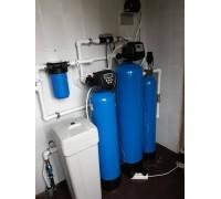 Водоподготовка для пищевого производства (1.5-2 м3 \ час)