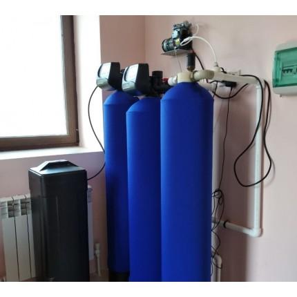 Комплексная система очистки воды (2 м3 \ час)
