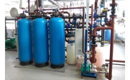 Водоподготовка для котельной 75 м3 / час