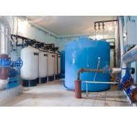 Водоподготовка для ЖКХ 192 м3/сут.