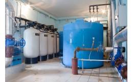Система водоподготовка для социальной сферы 192 м3 / сутки