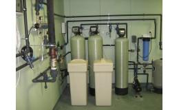 Водоподготовка для пищевой промышленности 96 м3/сут.