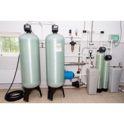 Водоподготовка для косметического производства 400 м3 / сутки