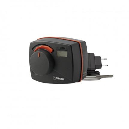 Контроллер-привод поворот. CRA111 (220В,6Нм,90°,ГВ-КО-ТП-ТТ-ОХ)