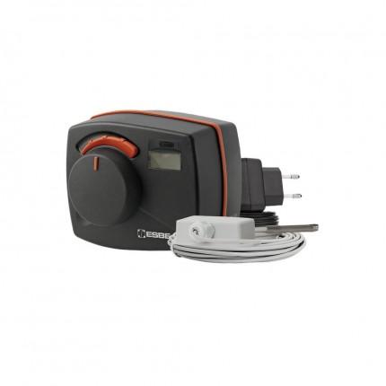 Контроллер-привод поворот. CRC111 (220В,6Нм,90°,наруж.t⁰C,КО-РО-ТП)