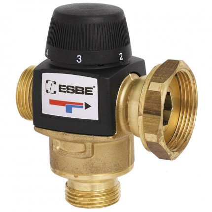 "Клапан термост. VTA577 (DN20,Kvs4.5,PN10,ГН 1""1/2,НР 1"",20-55°C,ТП)"
