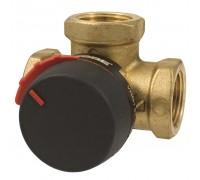 """Клапан поворот. 3-ход. VRG131 (DN15,Kvs0.63,PN10,ВР 1/2"""",ГВ-КО-РО-ТП-ТТ-ОХ-ВК)"""