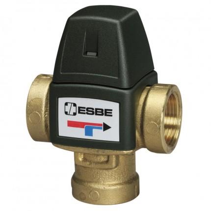 """Клапан термост. VTA321 (DN15,Kvs1.5,PN10,ВР 1/2"""",35-60°C,ГВ-ТП-СО-ТН)"""