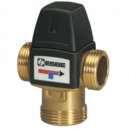 """Клапан термост. VTA322 (DN20,Kvs1.6,PN10,HР 1"""",35-60°C,ГВ-ТП-СО-ТН)"""